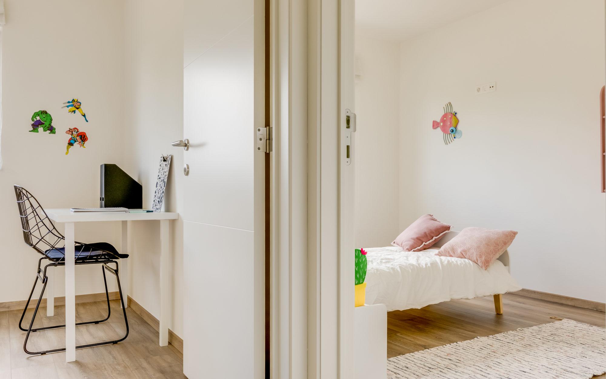Interieur slaapkamers