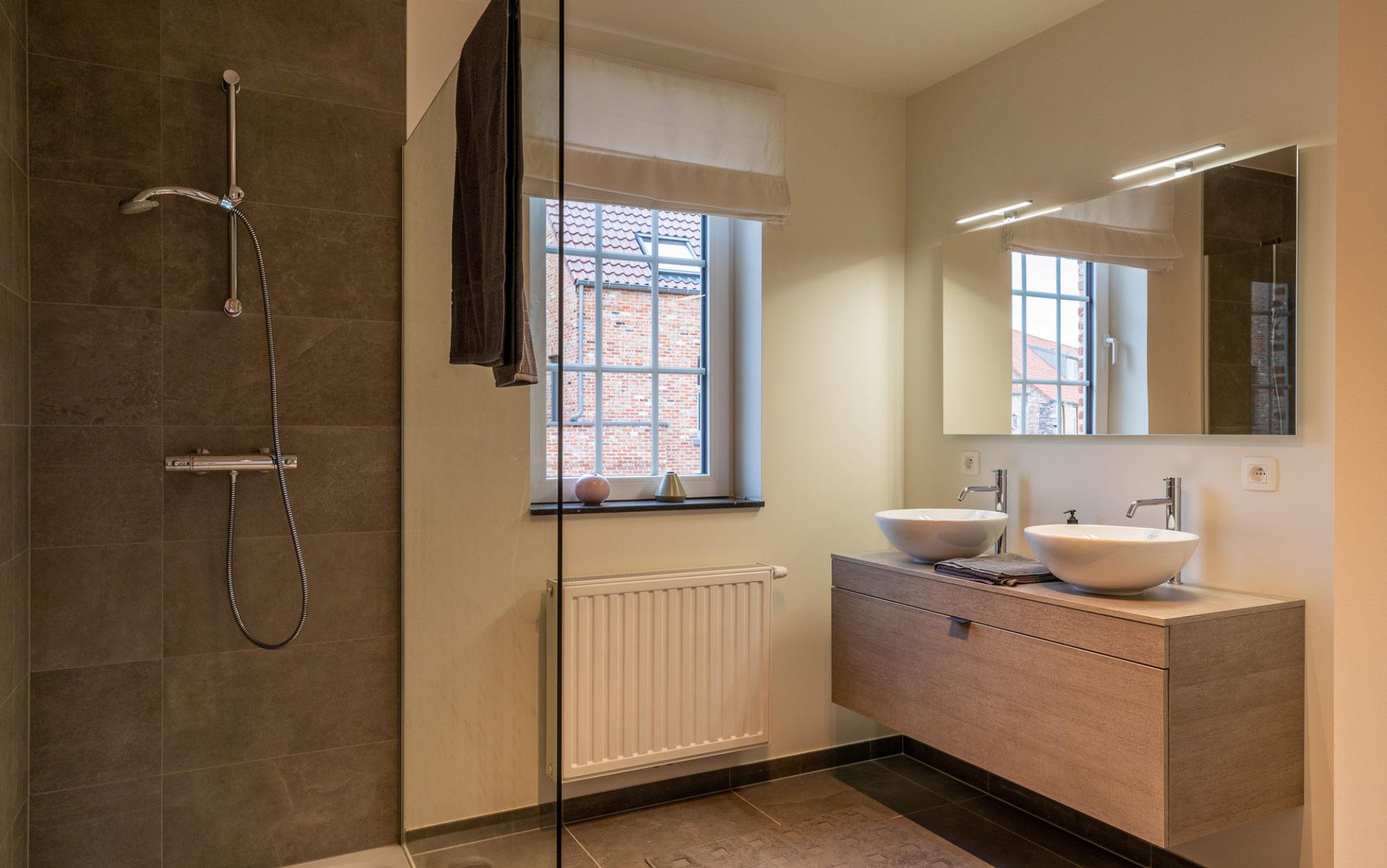 Interieur badkamer