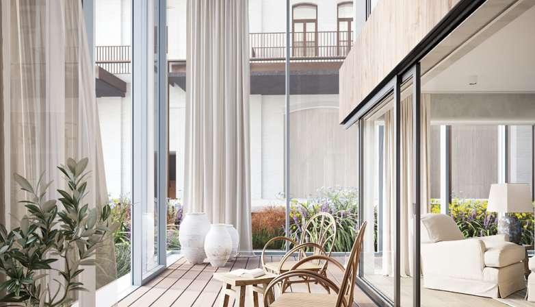 Loggia Urban Villa