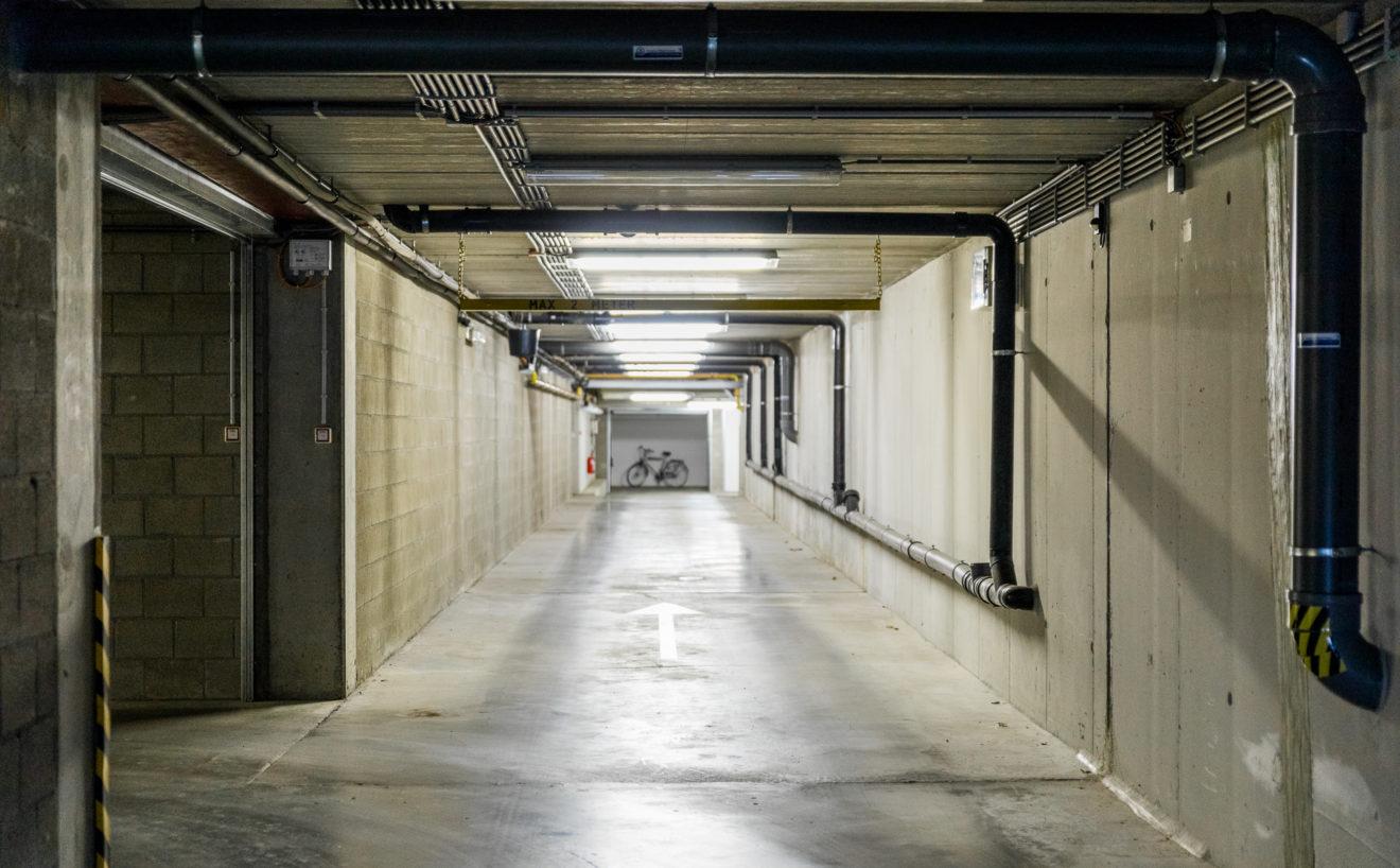 Ondergrondse parking