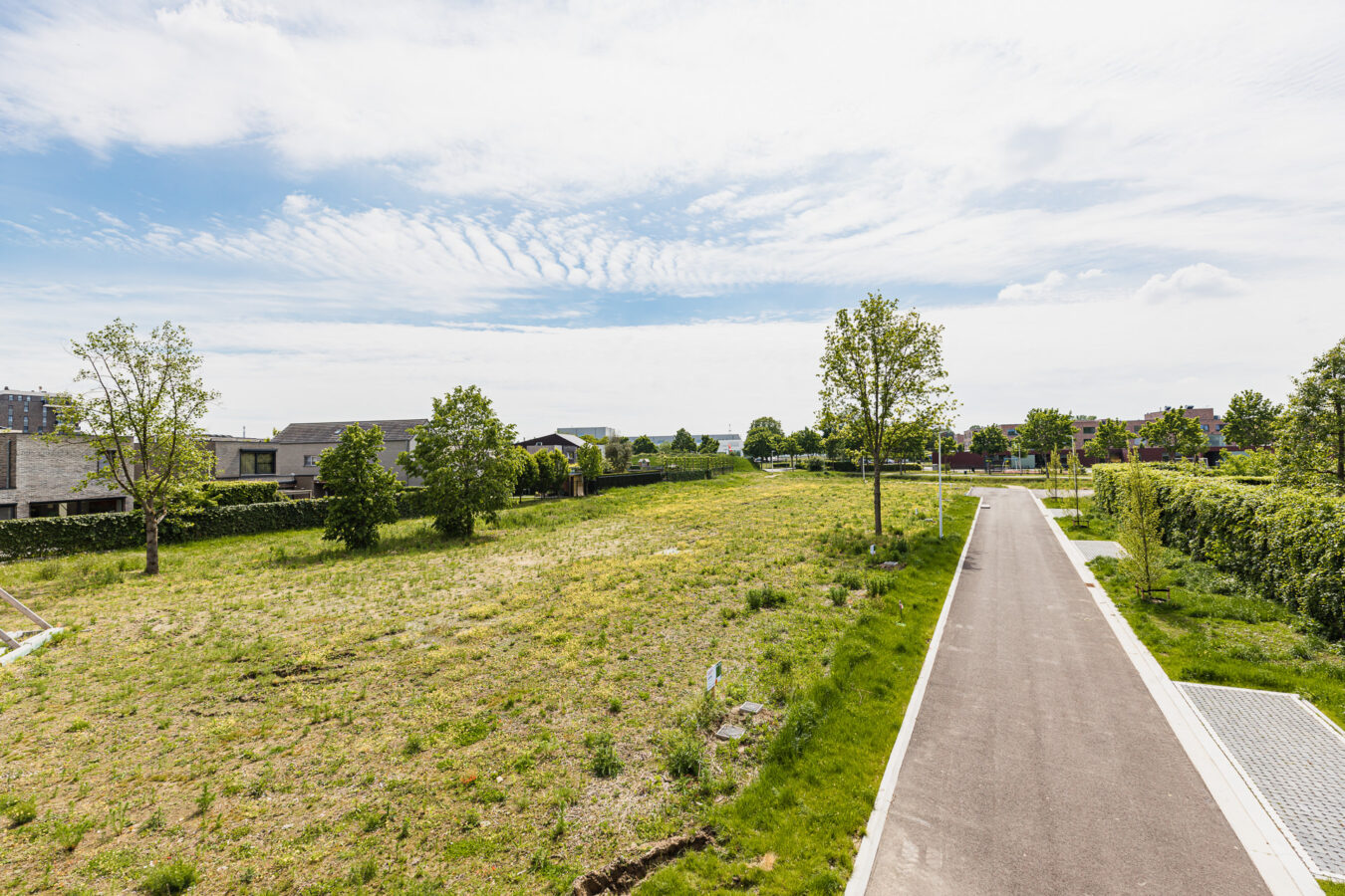 Kolmont Ekkelgarden Hasselt bouwgrond