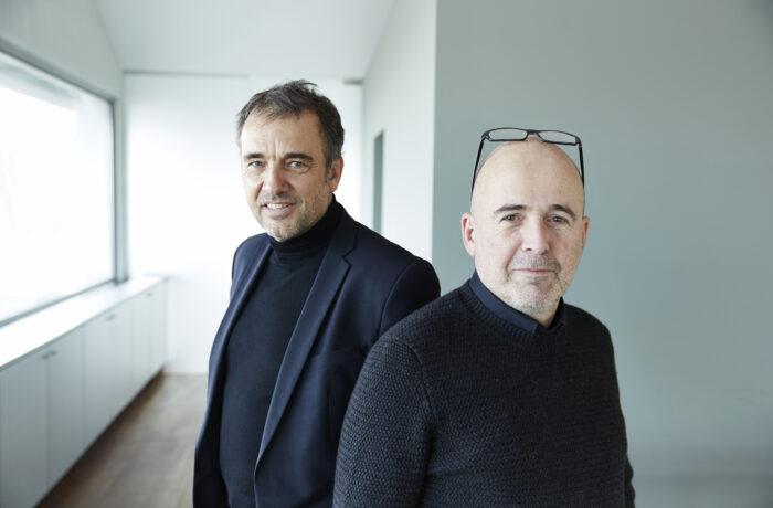 De ontwerpers van Kapertoren? POLO Architects.