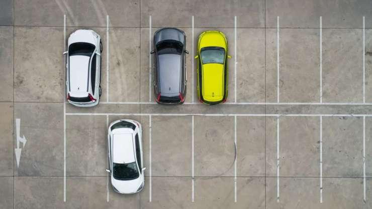 Parking Leeg